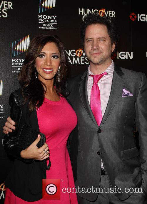 Farrah Abraham and Jamie Kennedy 8