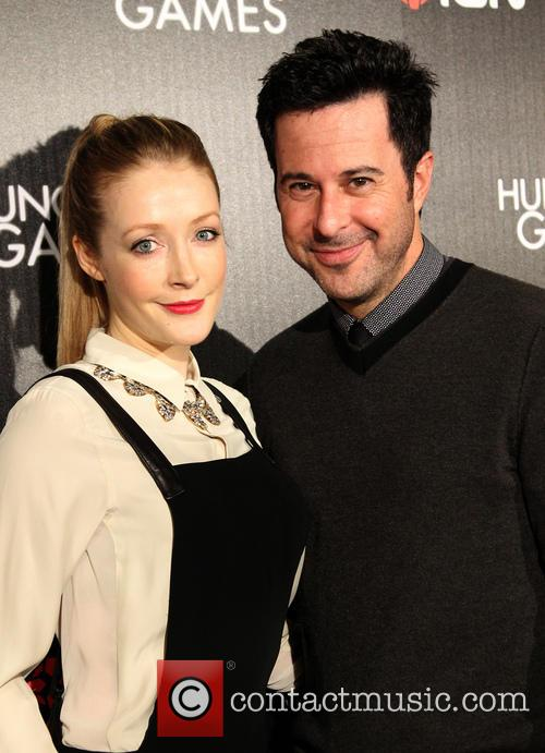 Jennifer Finnigan and Jonathan Silverman 7