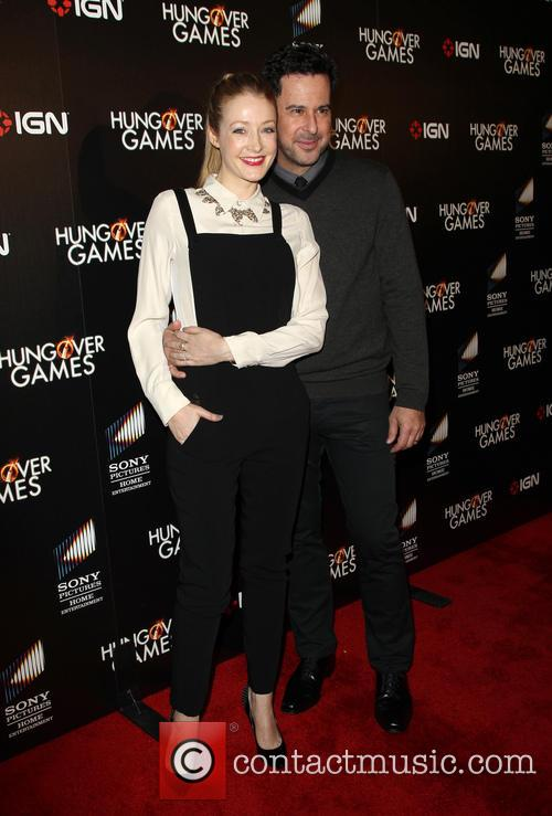 Jennifer Finnigan and Jonathan Silverman 10