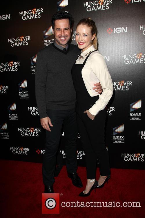 Jonathan Silverman and Jennifer Finnigan 3