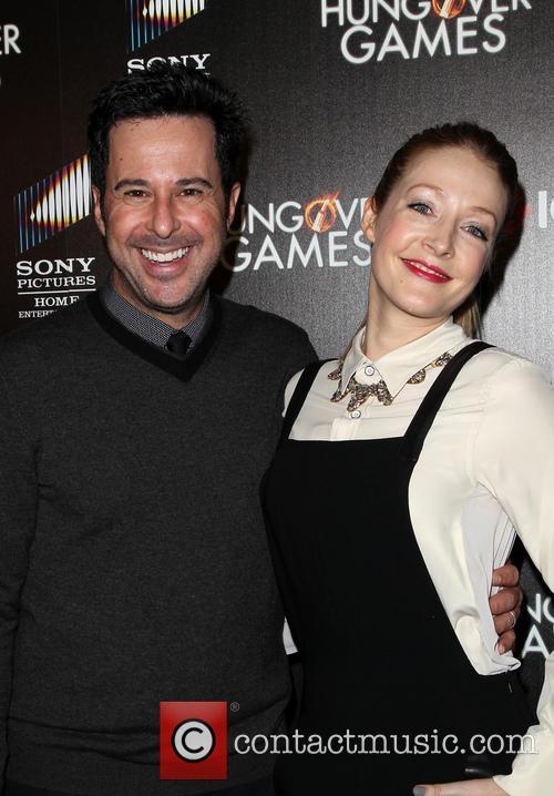 Jonathan Silverman and Jennifer Finnigan 1