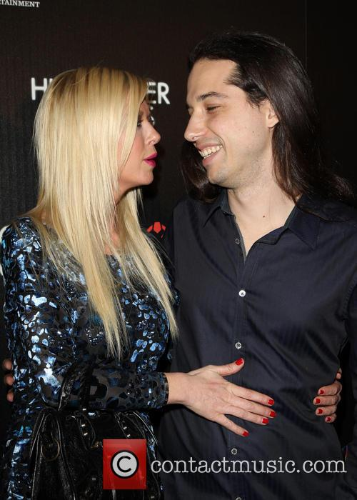 Tara Reid and Erez Eisen 2