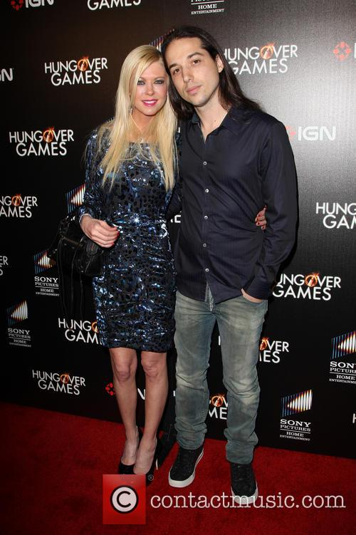 Tara Reid and Erez Eisen 3