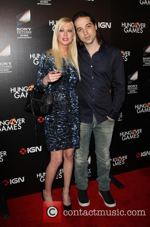 Tara Reid and Erez Eisen 6