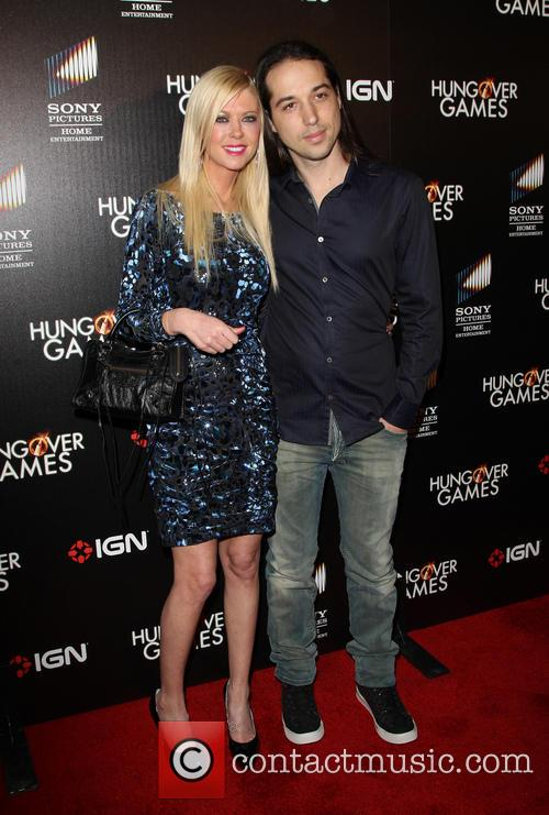Tara Reid and Erez Eisen 7