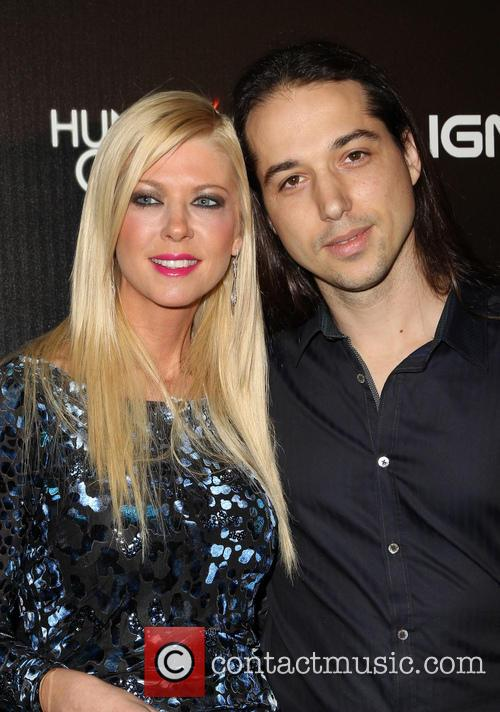 Tara Reid and Erez Eisen 11