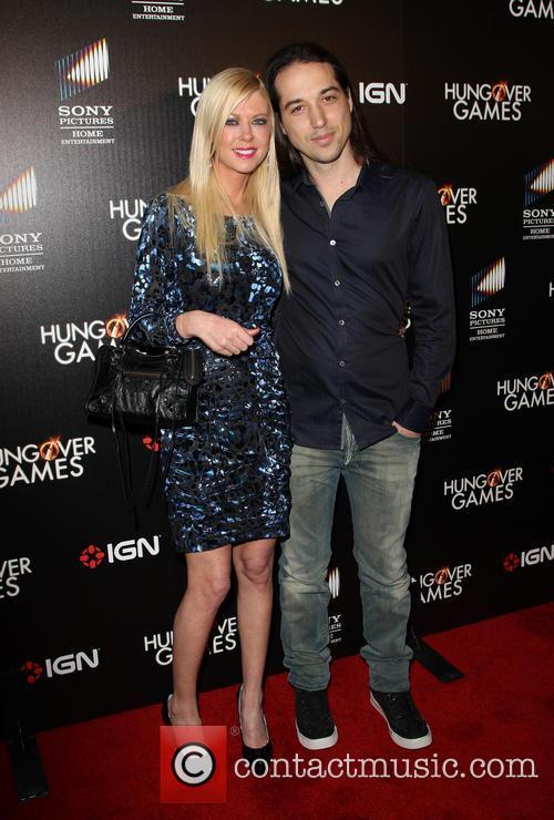 Tara Reid and Erez Eisen 15