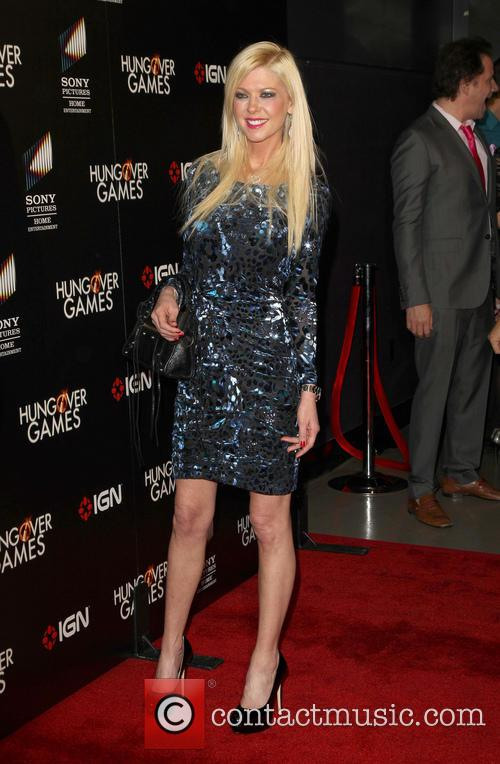 Tara Reid, Mann Chinese Theater