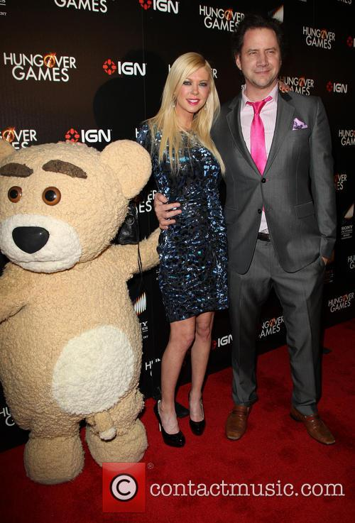 Teddy, Tara Reid and Jamie Kennedy 2