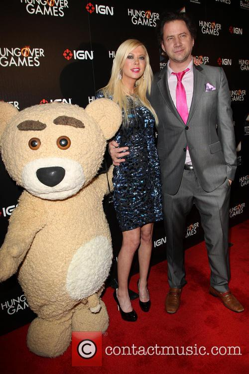 Teddy, Tara Reid and Jamie Kennedy 3