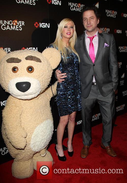 Teddy, Tara Reid and Jamie Kennedy 5