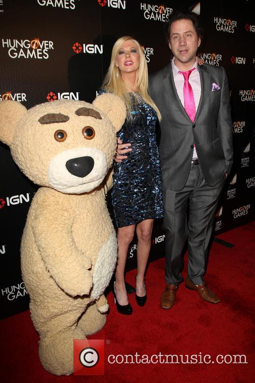 Teddy, Tara Reid and Jamie Kennedy 6