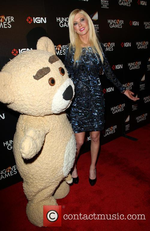 Teddy and Tara Reid 9