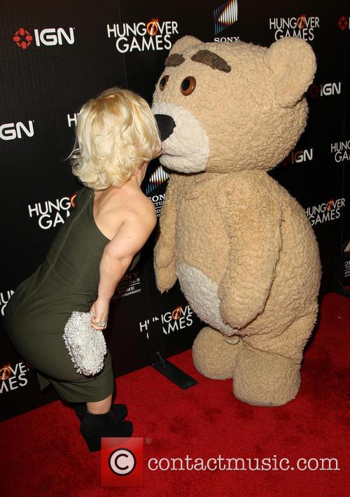 Terra Jole and Teddy 2