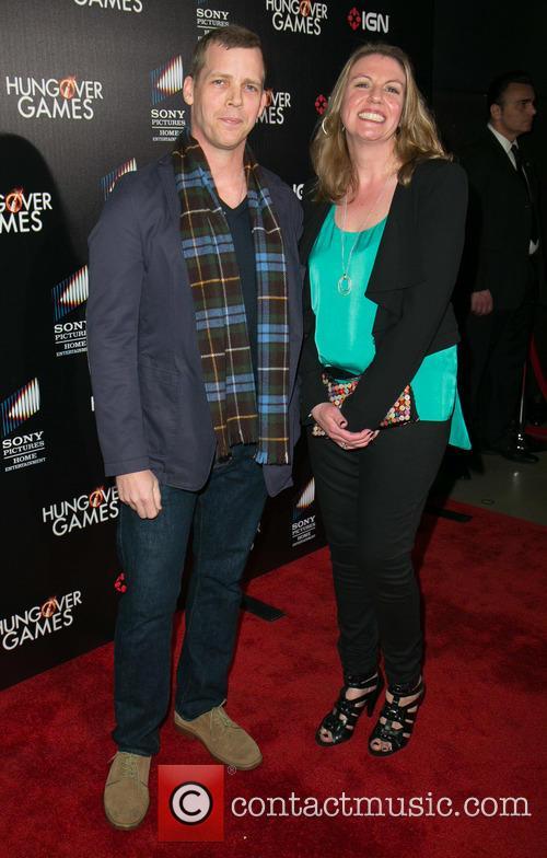 Tim Griffin and Lauren Swick 5