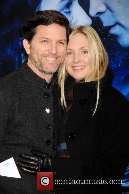 Hope Davis and John Patrick Walker