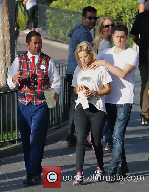 Michael Buble and Luisana Lopilato 2