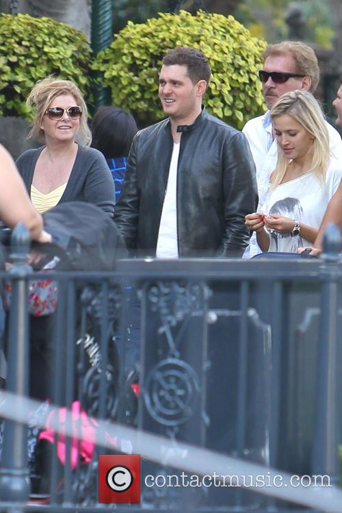 Michael Buble and Luisana Lopilato 10