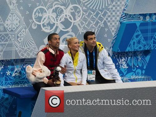 Aliona Savchenko and Robin Szolkowy 9