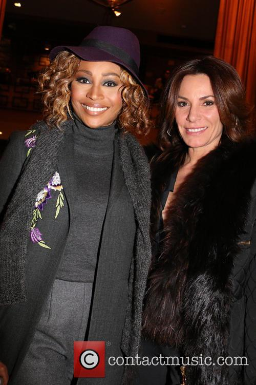 Cynthia Bailey and Luann De Lesseps 3