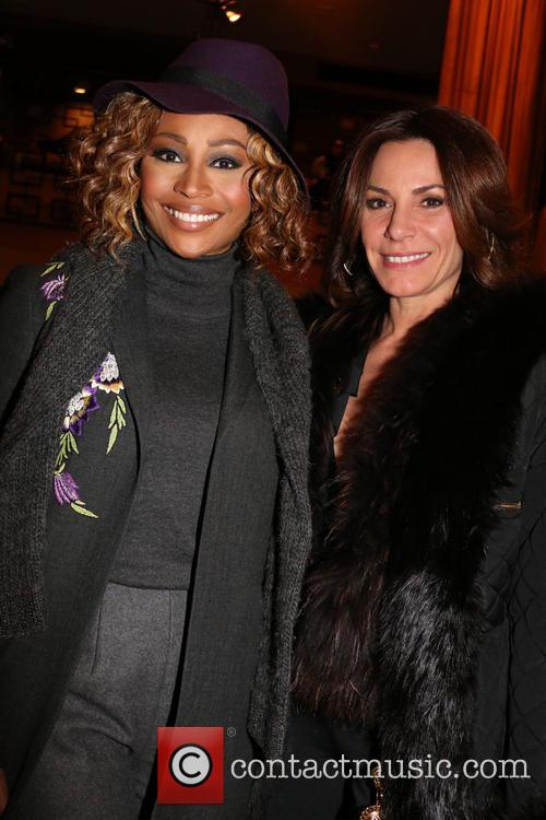 Cynthia Bailey and Luann De Lesseps 4