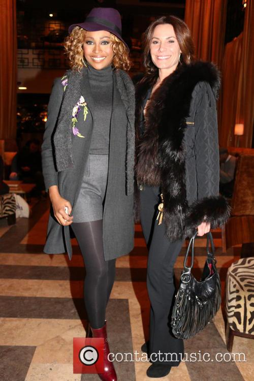 Cynthia Bailey and Luann De Lesseps 1