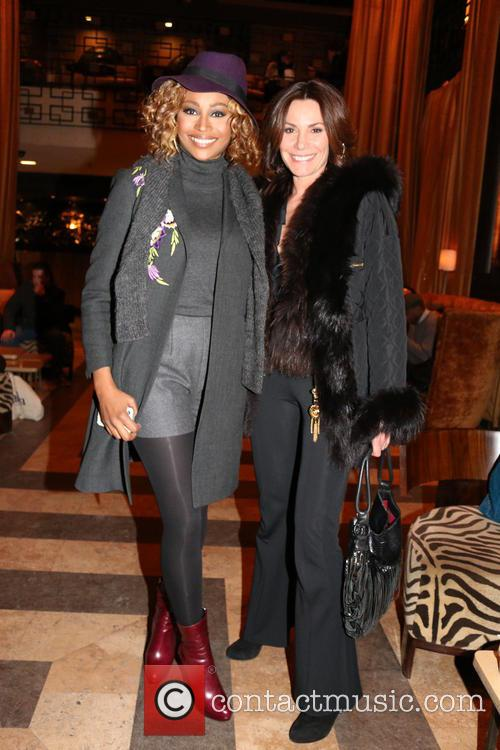 Cynthia Bailey and Luann De Lesseps 6