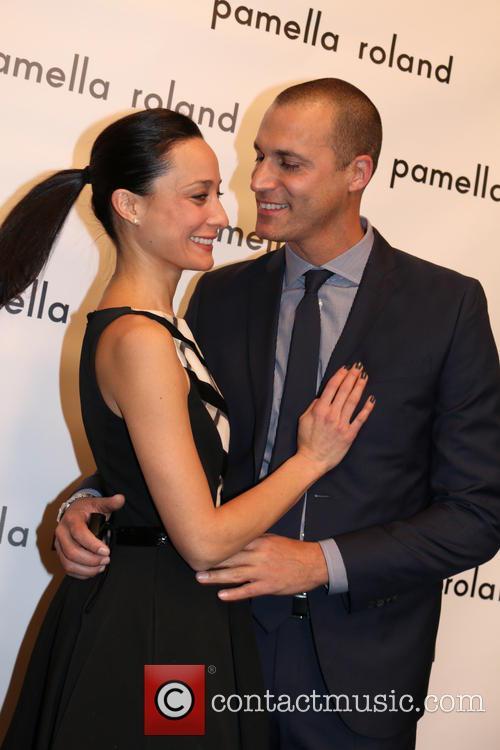 Nigel Barker and Cristen Barker 4