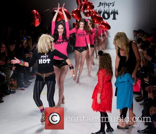 New York Fashion Week, Betsey Johnson and Runway 6
