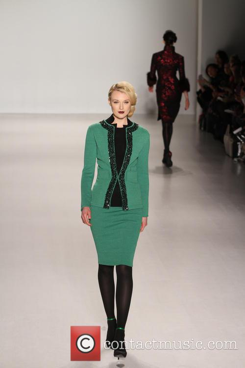New York Fashion Week and Zang Toi 2