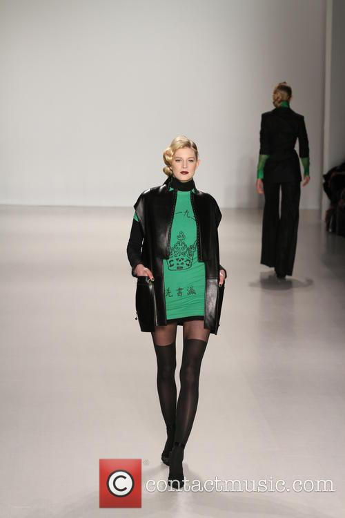 New York Fashion Week and Zang Toi 7