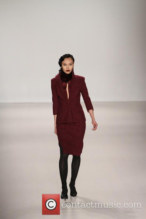 New York Fashion Week and Zang Toi 12