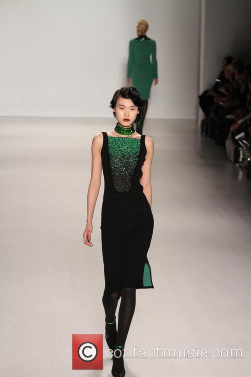 New York Fashion Week and Zang Toi 13