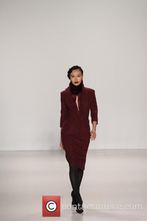 New York Fashion Week and Zang Toi 22