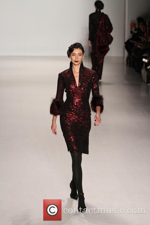 New York Fashion Week and Zang Toi 24
