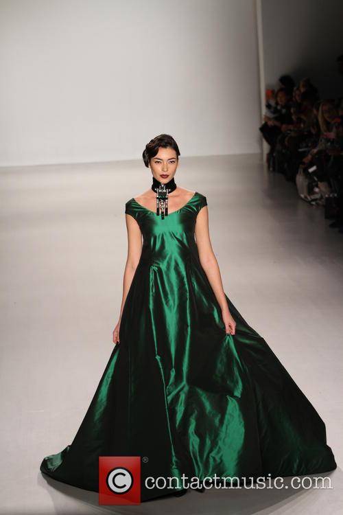 New York Fashion Week and Zang Toi 44