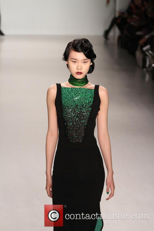 New York Fashion Week and Zang Toi 45