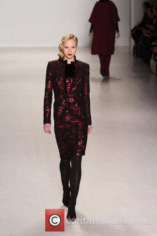 New York Fashion Week and Zang Toi 46