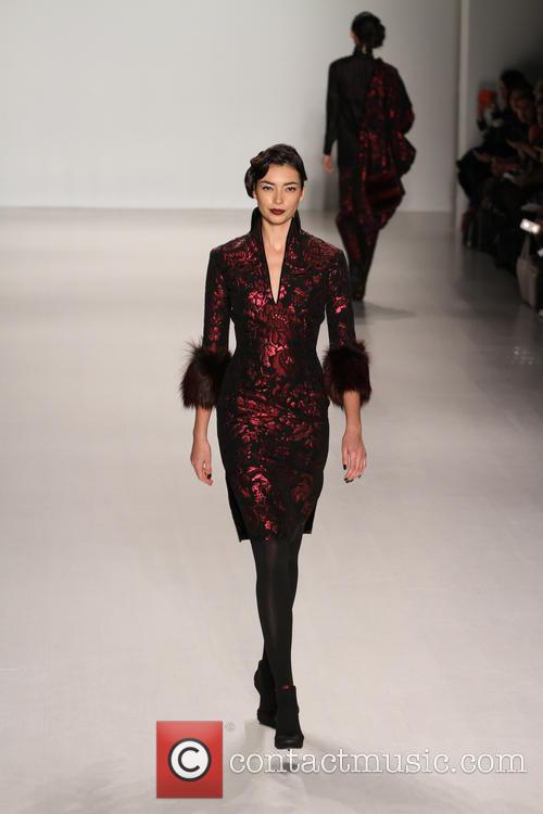 New York Fashion Week and Zang Toi 52