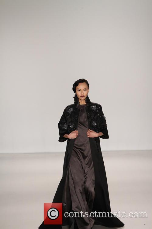 New York Fashion Week and Zang Toi 55