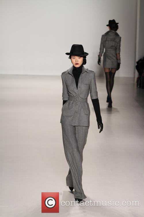 New York Fashion Week and Zang Toi 60