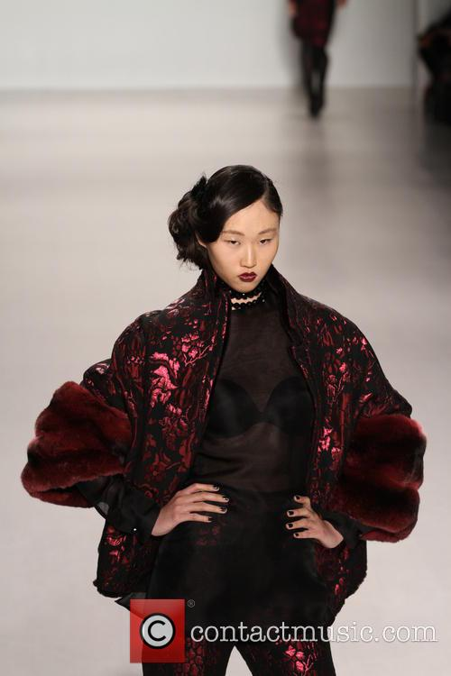 New York Fashion Week and Zang Toi 62