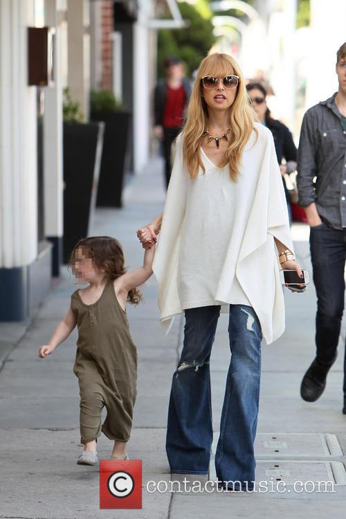Rachel Zoe and Skylar Berman 6