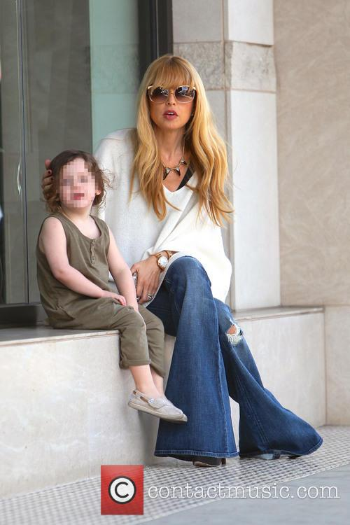 Rachel Zoe and Skylar Berman 7