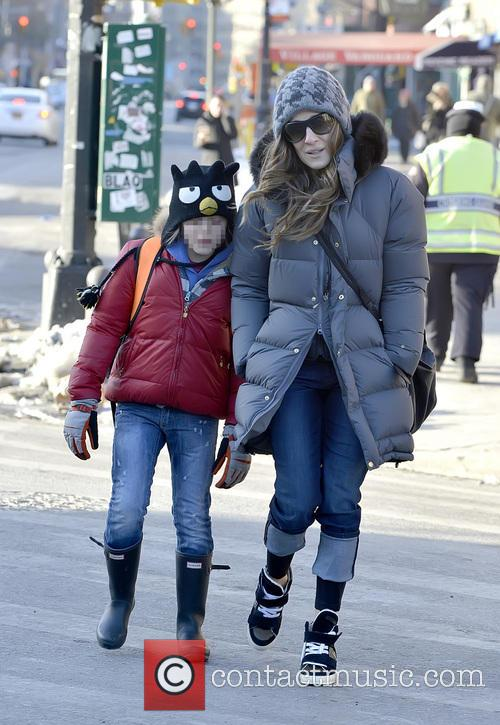 Sarah Jessica Parker and James Broderick 4