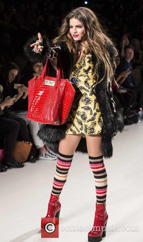 Betsey Johnson and Model 12