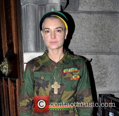 Sinead O'Connor at Trinity College