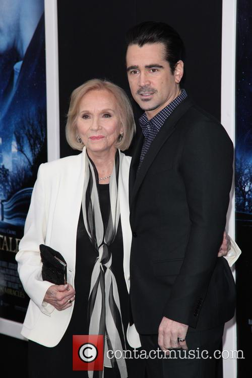 Eva Saint Marie and Colin Farrell