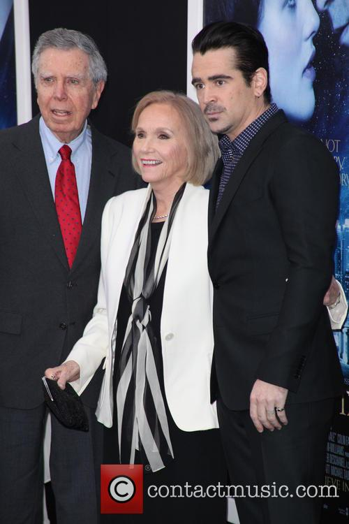 Jeffrey Hayden, Eva Marie Saint and Colin Farrell