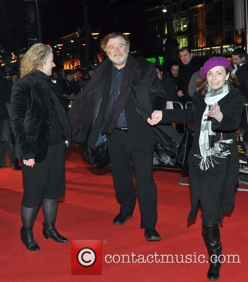 brendan gleeson guests arriving for the premiere 4066707